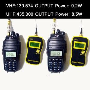 Image 2 - 2PCS/Lot TYT TH UV8000D 10W Dual band VHF UHF Radio with 3600mAh Battery Walkie Talkie UV8000D Two Way Radio