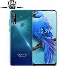 OUKITEL C17 Triple กล้อง Android 9.0 มาร์ทโฟน 4G 4G MT6763 OCTA Core 3GB RAM 16GB ROM ลายนิ้วมือ Face ID 3900mAh โทรศัพท์มือถือ