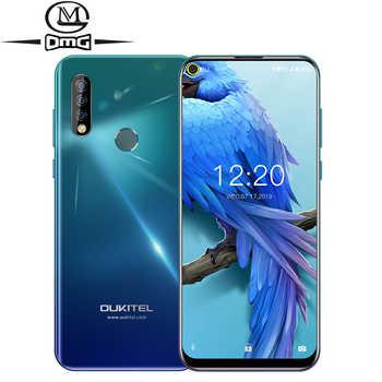 OUKITEL C17 Triple Camera android 9.0 4G smartphone MT6763 Octa Core 3GB RAM 16GB ROM fingerprint Face ID 3900mAh cellphone - DISCOUNT ITEM  0% OFF All Category