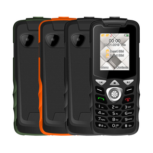 Image 5 - Unlocked 2G GSM Push Button Key Cellphone Feature Mobile Phone  Led Flashlight Dual SIM Card Senior Kids Mini Phone UNIWA W2026