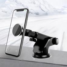 Suporte porta celular universal para carros, suporte universal para celular com ventosa