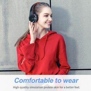 Image 3 - Lenovo Headphone Wireless Bluetooth 5.0 Headset Intelligent Noise Reduction HIFI Sound Effect 40MM Big Horn Super Bass with Mic