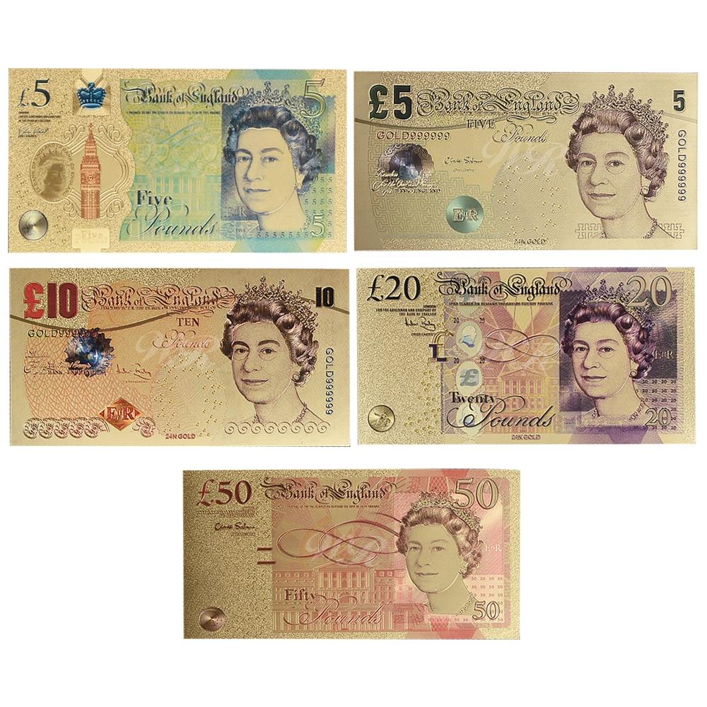 Оптовая продажа, United Kindom, поддельные деньги, золотые банкноты, реквизит, бумажные деньги, фунтов, евро, цены, банкноты, подарки для мужчин, Пря...