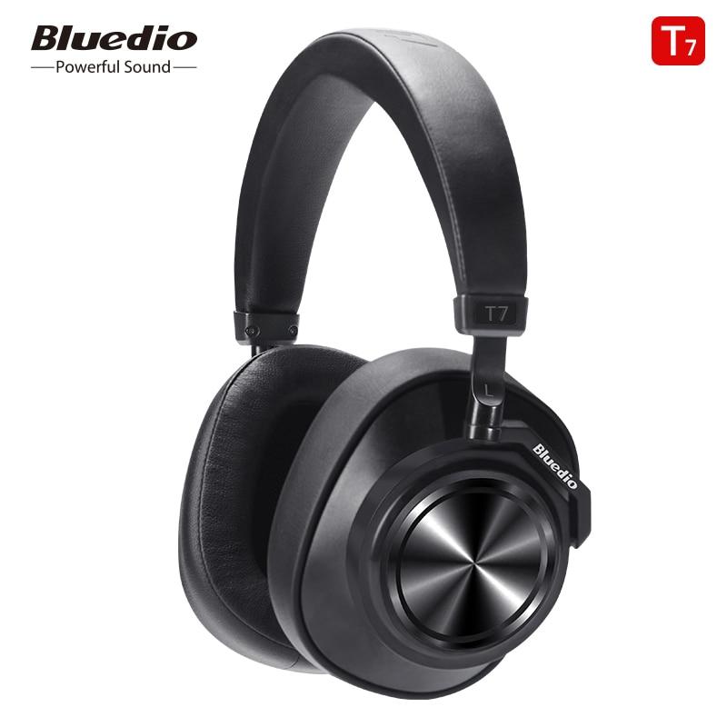 Bluetooth Headphones Bluedio T7 Active Noise Cancelling Wireless Headset Bluetooth earphone ANC for xiaomi phones music sports|Bluetooth Earphones & Headphones| - AliExpress