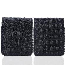 Étui de protection souple en cuir véritable sac de téléphone pour Samsung Galaxy Z accessoires de téléphone à rabat housse de rangement antichoc