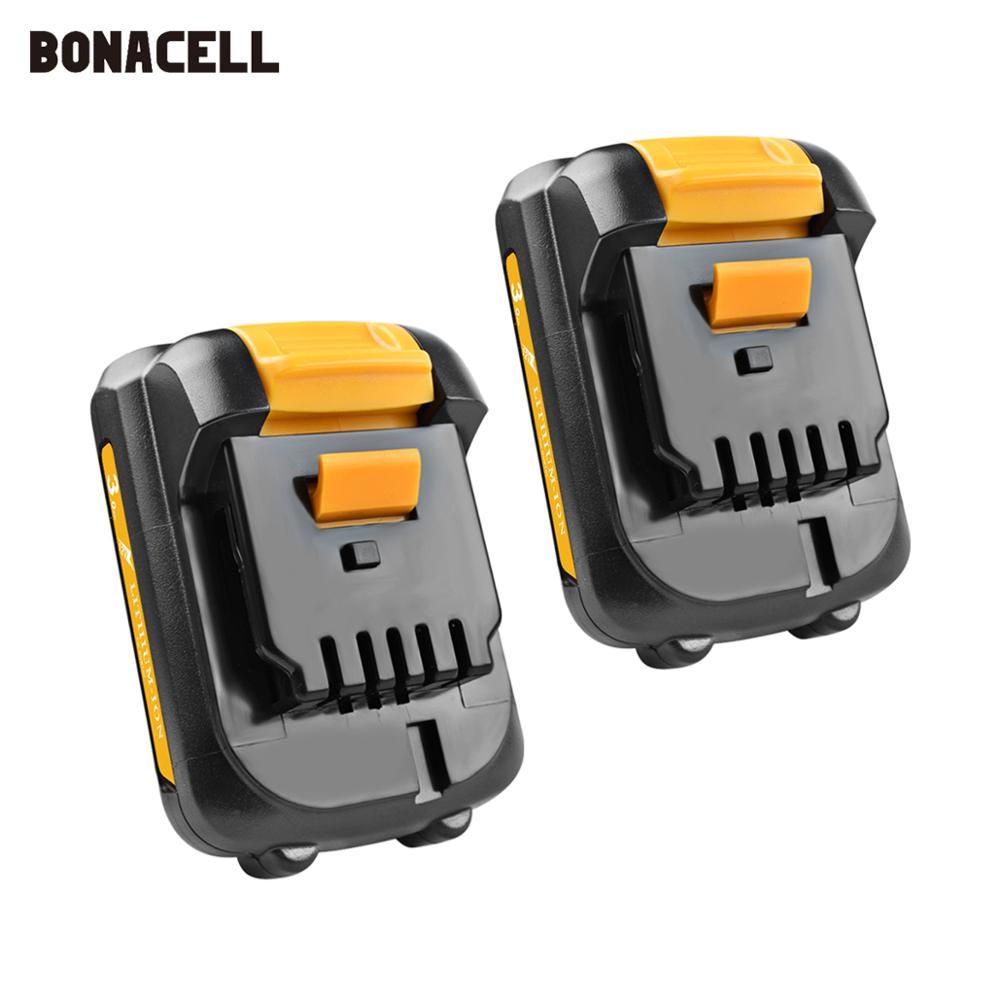 Аккумулятор 3,0 Ач для электроинструмента Dewalt 12 в MAX Li-Ion DCB120 DCB121 DCB123 DCB125 DCD710 DCF813 DCF815 DCF610 DCB100 DCT410S 121xjd