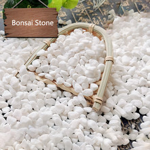 Jardim seixos bonsai pedra pátio pavimentação pequeno pote planta tanque de peixes pedra para suculenta vaso de flores decoração do aquário