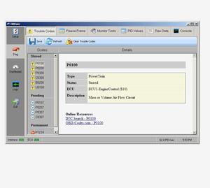 Image 5 - OBDLink EX SX USB OBD II סריקה כלי עם משלוח OBDwiz תוכנה עבור FORScan תואם 3rd מסיבת תוכנה