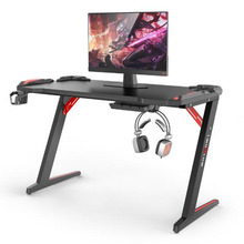 Computer table PC desk home simple cool game table internet cafe table competitive gaming table