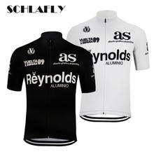 Bike-Wear Jersey Reynolds-Team Schlafly Cycling-Clothing of Vuelta 1989 Espana