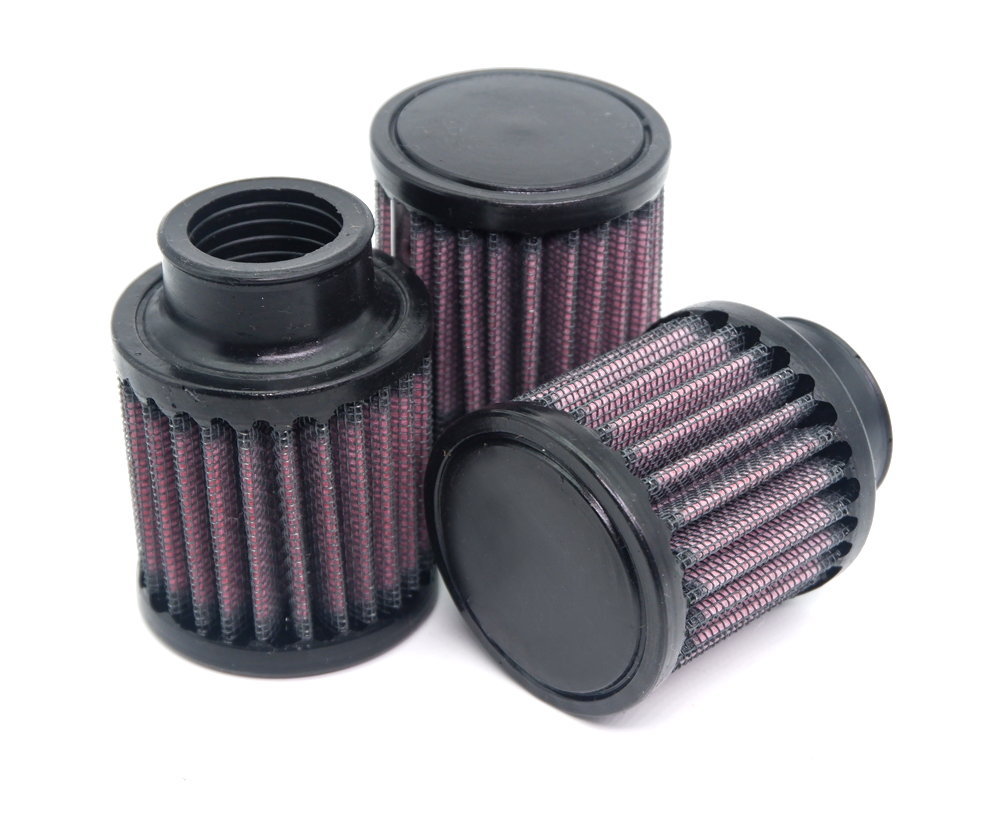 Short Ram Cold Air Intake Filter Round//Cone Universal RED For Mercedes Benz 1