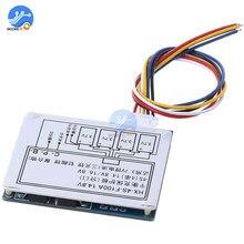 BMS Lifepo4 professionnel, 4S, 100a, 12.8V, 14.8V, batterie au Lithium, Bord de Protection avec fonction d'équilibre