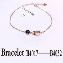 925-Bracelet Silver High-Quality B4017 B4020 B4030B4031B4032