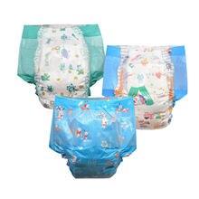 6 шт в упаковке подгузники для мальчиков и девочек стиле abdl