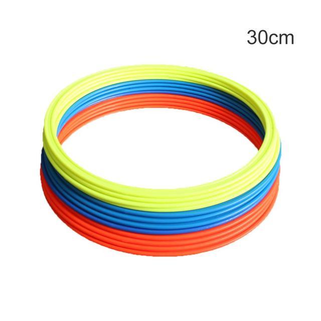 5pcs 30cm or 40cm Soccer Speed Agility Rings