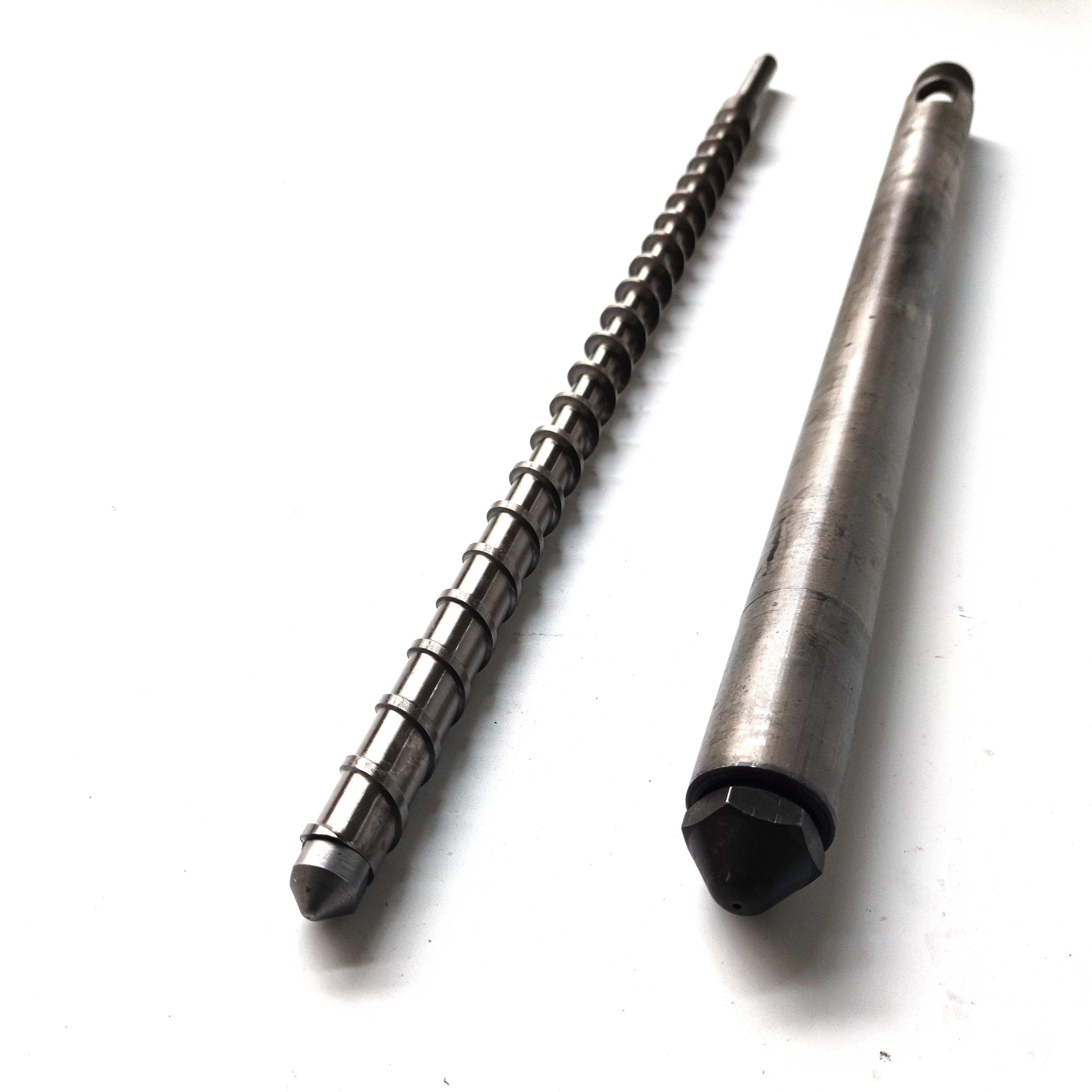 For Plastic 38CrMoAlA Project Diameter Material Precious 30mm Extrusion Screw