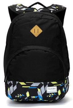 Girl Flower Printed Primary Junior High University School Bag Bookbag Backpack