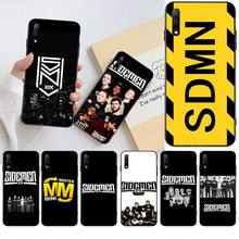 HPCHCJHM Sidemen logo Black Soft Shell Phone Case Capa for Huawei Honor 30 20 10 9 8 8x 8c v30 Lite view pro hpchcjhm caravaggio the soul and the blood phone case cover shell for huawei honor 30 20 10 9 8 8x 8c v30 lite view pro