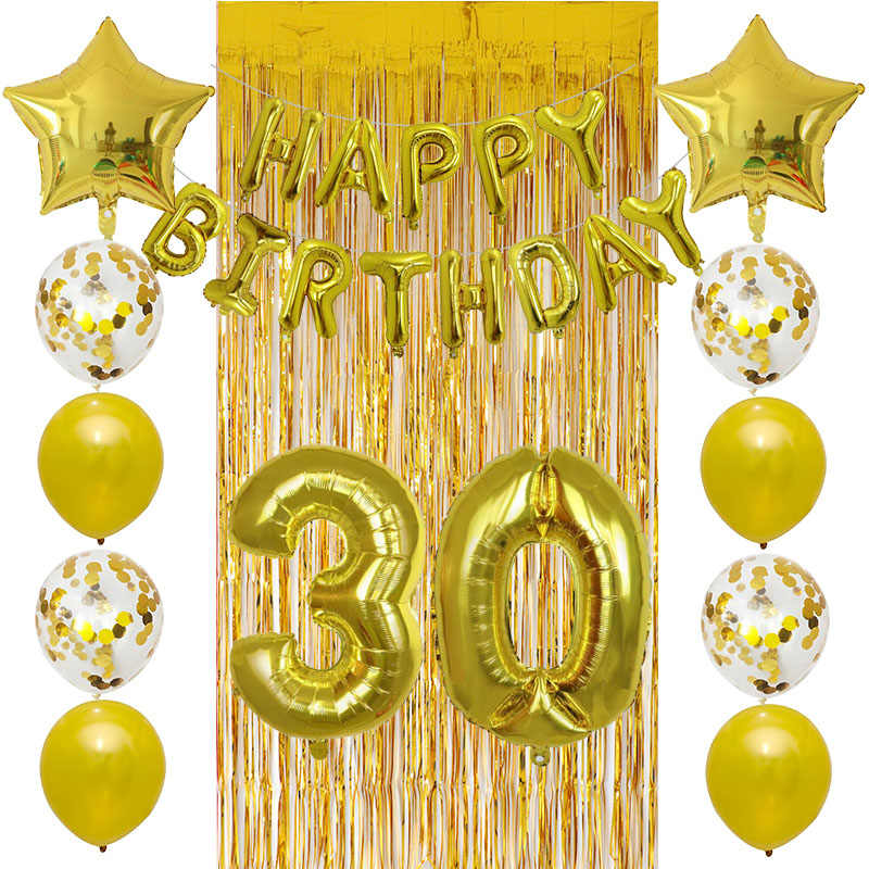 Patricks Day Baby Shower Birthday Party Supplies Patricks Day Party Balloon Decorations Set|Blue and Yellow 12 Inches Bunny Latex Balloons Kit Balloon Decorations Set for Kids St 26pcs St