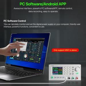 Image 2 - RD RD6006 RD6006W USB WiFi DC   DC 전압 전류 스텝 다운 전원 공급 장치 모듈 벅 전압 변환기 전압계 60V 6A