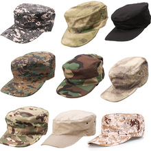 Tactical Cap Military Army Camo Snapback Stripe Caps Camouflage Hat Simplicity Outdoor Sport Hunting Cap Hat For Men Sunhat цена 2017