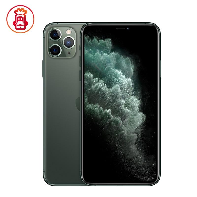 "Original Applei Phone 11 Pro/Pro Max Camera 5.8/6.5"" Super AMOLED Display A13 Chipset IOS 13 Smart Phone unlocked used phone"