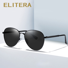 ELITERA Brand Design Cat Eye Sunglasses Womens Polarized Fashion Sun Glasses For Women Travel Goggles