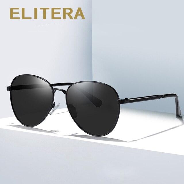 ELITERA lunettes de soleil yeux de chat femme