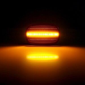 Image 5 - Led ديناميكية الجانب ماركر بدوره مصباح إشارة لكزس GS RX تويوتا فيوس هايلكس كورولا RAV4 بريوس يارس كامري أفينسيس سيليكا Probox