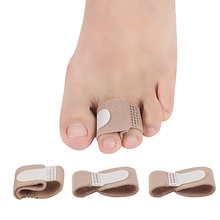 1MenAnd Women Velcro Finger Toe Yoga Pilates Runners Dancers Fitness Device Bandage Valgus Wearing Cloth Strip Stretcher