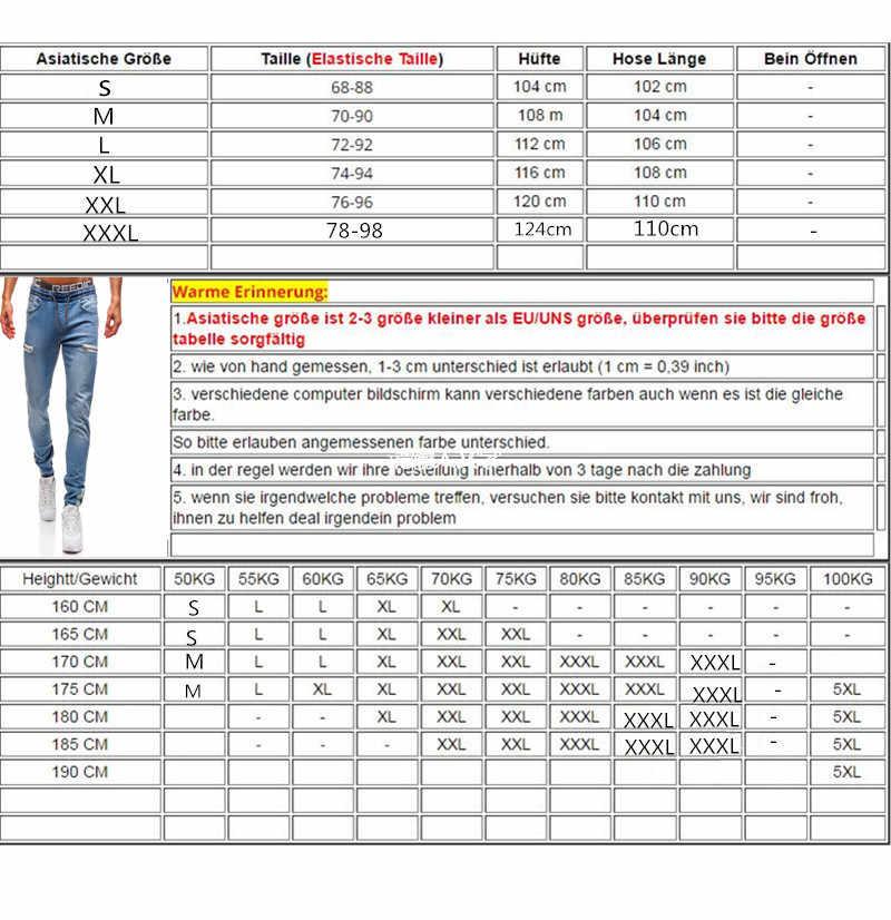 3 arten Männer Stretchy Dünne Biker Slim Fit Denim Männer Multi-tasche zipper bleistift Hosen männer casual jeans mode casual Hosen