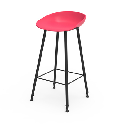 M8 Nordic Bar Stool Chair European Modern Minimalist Home Gold Wrought Iron Stool Creative Bar Chair High Chair