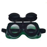 Durable Soldering Safety Lenses Welding Glasses Flip Up Brazing Soft Frame Eyes
