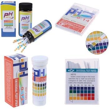 1pack or 100/150 Strips 0-14 PH Alkaline Acid Indicator Paper Roll Water Saliva Litmus Testing Kit PH Test Paper PH Meters