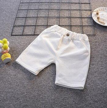 Pakaian Set Musim Panas Anak Lengan dan Celana Pendek 3