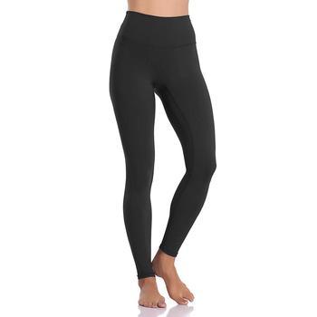 Women's tommi Sports Pants Seamless Leggings Women Fitness Tummy Control Pants Sports Leggings Gym High Waist Skinny Leggings color block sports stirrup leggings