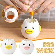 FILTER-BAKING-TOOLS Separator Kitchen-Accessories Egg-Yolk-Protein Ceramic Chicken Practical
