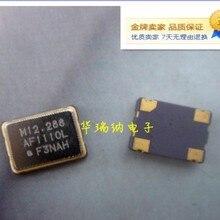 5pcs 100% new and orginal crystal SMD 5x7 OSC 12.288M 12.288MHZ Active SMD Oscillator