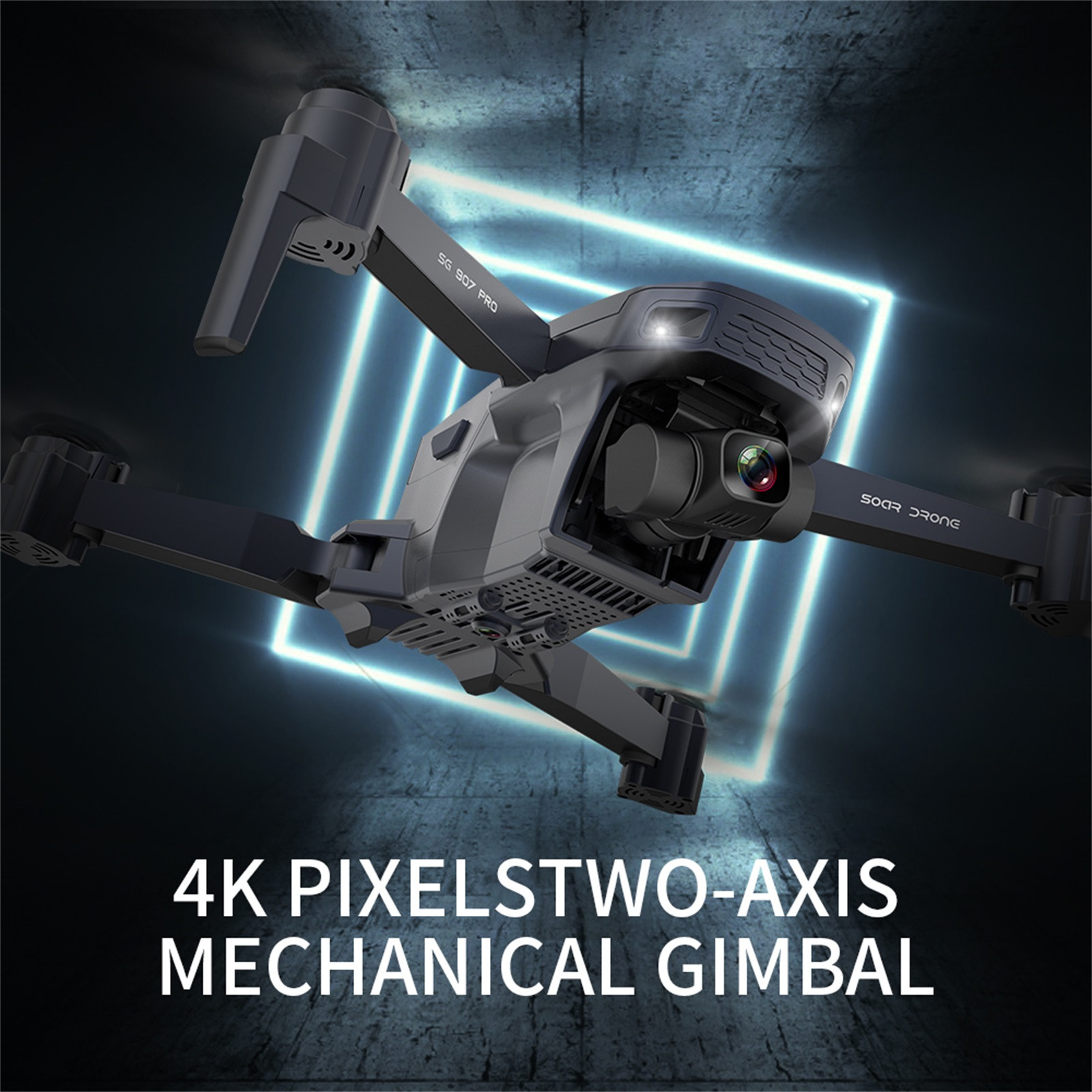H7379155bbf6d4a6099d62d58a6fc10f7B - 2020 New Sg907 Pro 5g Wifi Drone 2-axis Gimbal 4k Camera Wifi Gps Rc Drone Toy Rc Four-axis Professional Folding Camera Drones