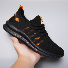 2020 Nieuwe Mesh Mannen Sneakers Ademende Mannen Casual Schoenen Lichtgewicht Sport Schoenen Zapatillas Hombre Tenis Masculino Esportivo