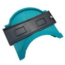 Irregualr пластиковый профиль копировальный Калибр контурный Калибр Дубликатор стандартный деревянный маркировочный инструмент плиточный ламинат плитки инструменты