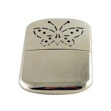 Переносная топливная грелка для рук с бабочкой, карманная Удобная грелка для рук, насадка для охоты на открытом воздухе, обогреватель