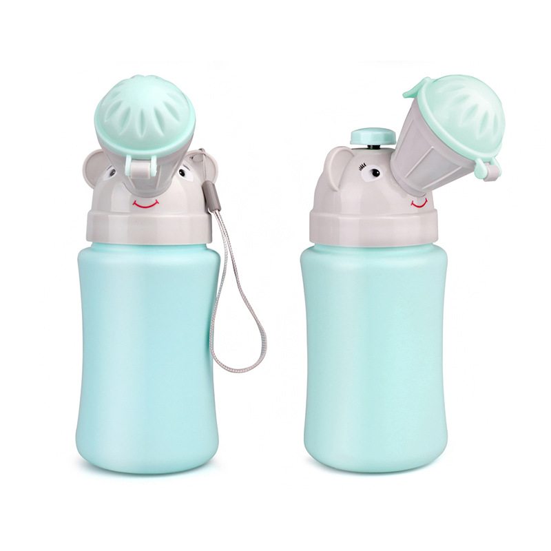 Children Portable Car Mounted Urinal Portable Chamber Pot Baby Toilet Men And Women Urinal