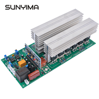 SUNYIMA 1PC Pure Sine Wave Solar Power Inverters DC 12V 24V 36V 48V 60V To 220V 1500/3000/4000/5000/6500W Converters