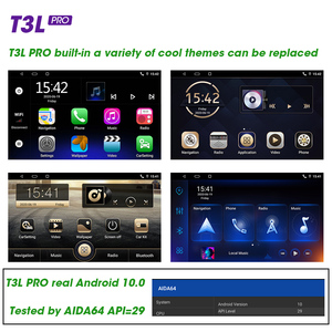 """Image 2 - JMCQ 9"""" 2 Din 4G+WiFi Car Radio for Ford Focus Exi MT AT 2004 2011 Multimedia Player Android 8.1 GPS Navigation Head Unit 2din"""