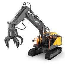 Children Remote Control Toy Digger Elect