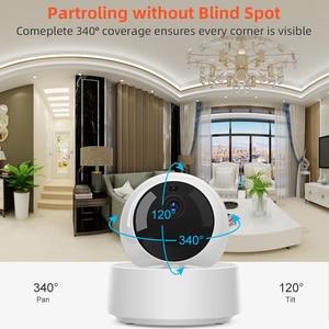 Image 2 - SONOFF GK 200MP2 B 1080P HD Wireless Smart Wifi Camera IP Mini Ewelink 360 IR Baby Monitor Security Alarm work with Google Home