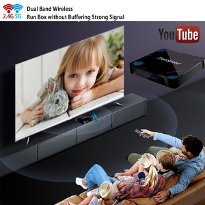 Image 3 - Transpeed X3 Plus Android 10 TV Box 4K 8K 4GB 128G Amlogic S905X3 32G 64G Bluetooth 1000M wifi 100M Ethernet Voice Assistant