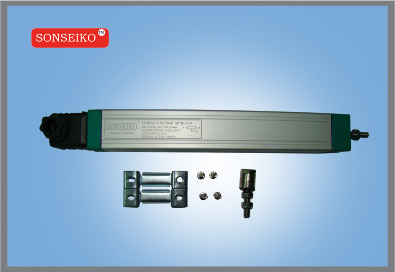 Electronic Ruler For Injection Molding Machine Displacement Sensor Lever Electronic Ruler KTC-300mm