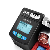 Jabe UD-1200 lehim istasyonu kurşunsuz akıllı Rework istasyonu hızlı ısıtma 110V/220V lehimleme İstasyonu Jabe UD1200